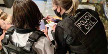 Polícia Civil prende quadrilha voltada à compra e venda de pontos em CNH