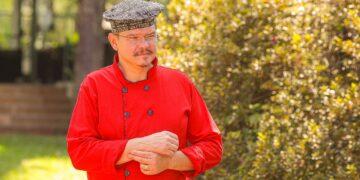 O chef Marcelo Serafim fala das delícias e desafios da gastronomia