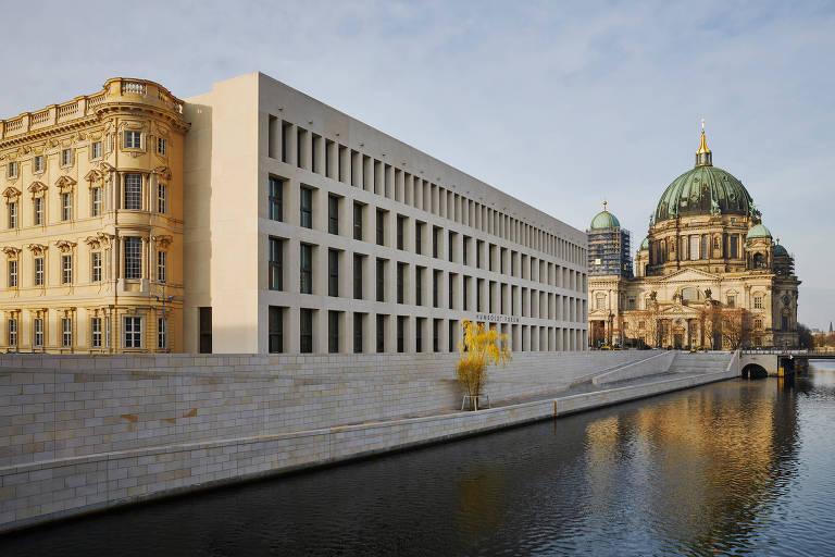 Reconstrução do Palácio de Berlim