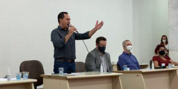 Rogério Aparecido Bernardo é o novo presidente da Amusep