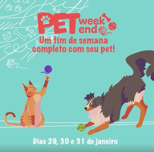 ShoppingCatuaírealiza evento pet neste fim de semana