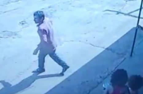 Polícia procura homem que tentou raptar criança em Paiç