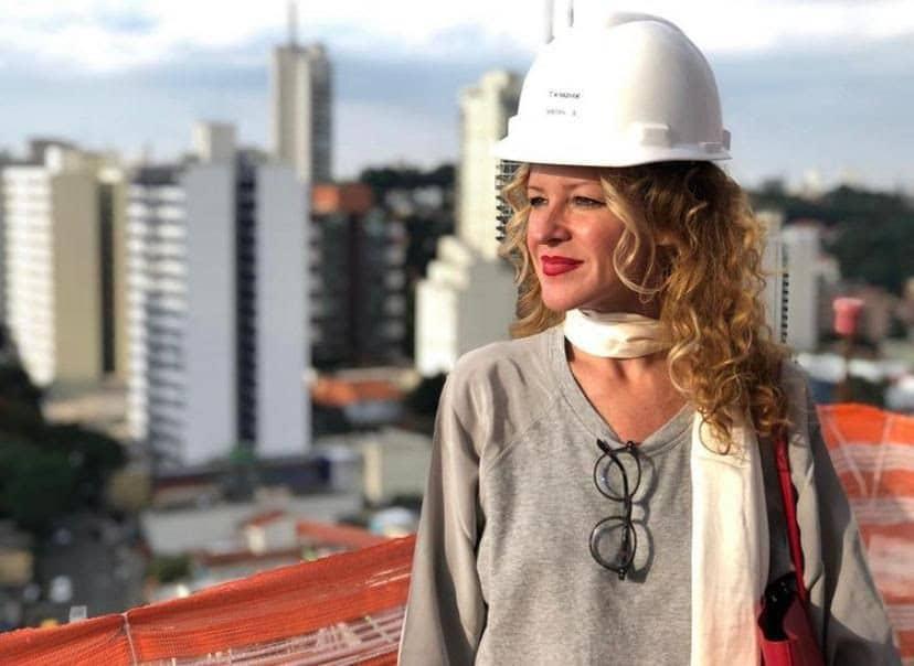 Morre Carolina Bueno, arquiteta brasileira do escritório Triptyque
