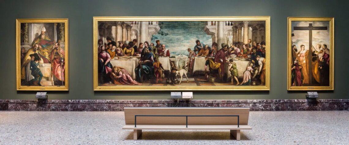 Tour virtual Pinacoteca