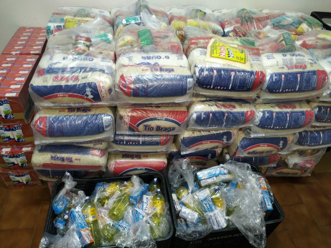 200 cestas básicas vão ser distribuídas pela Defesa Civil do PR