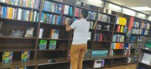 Brasileiros compraram mais livros na pandemia