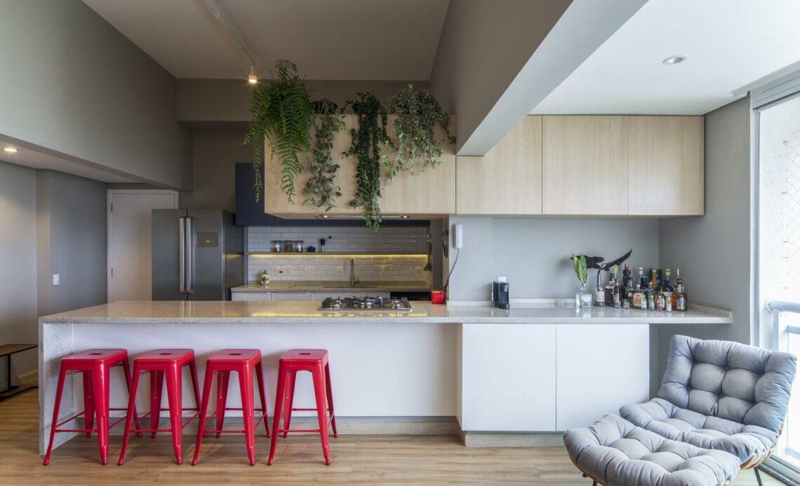 Projeto - Apartamento TOY: Leandro Matsuda - Foto: Maira Acayaba