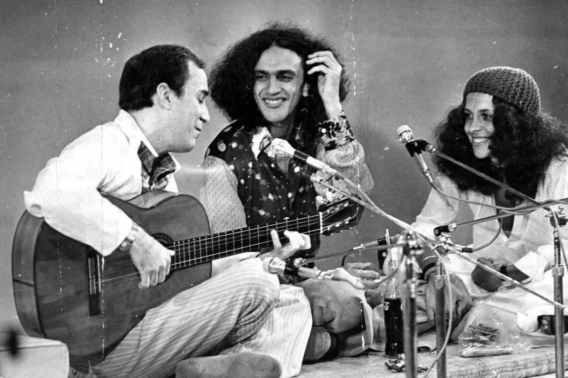 Shows de João Gilberto, Caetano Veloso e Gal Costa vem à tona 50 anos depois