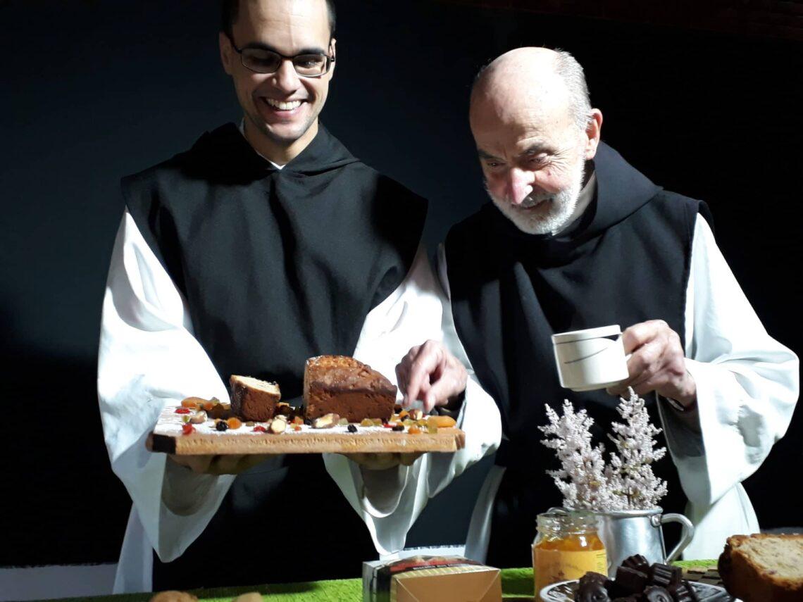 Quitutes divinos dos monges trapistas ao alcance de todos