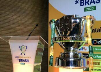CBF define os confrontos da 1ª Fase da Copa do Brasil 2021