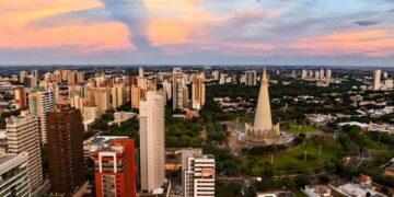 Quarta-feira em Maringá será de céu nublado