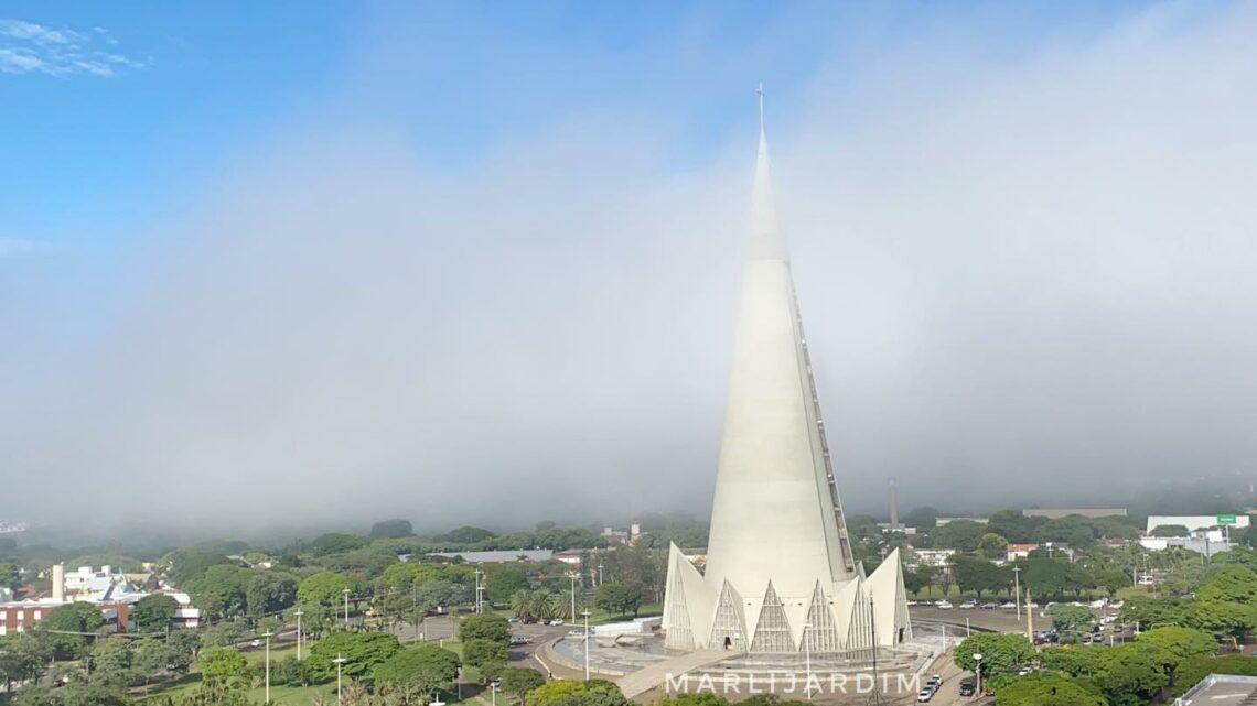 Sexta-feira em Maringá será de sol