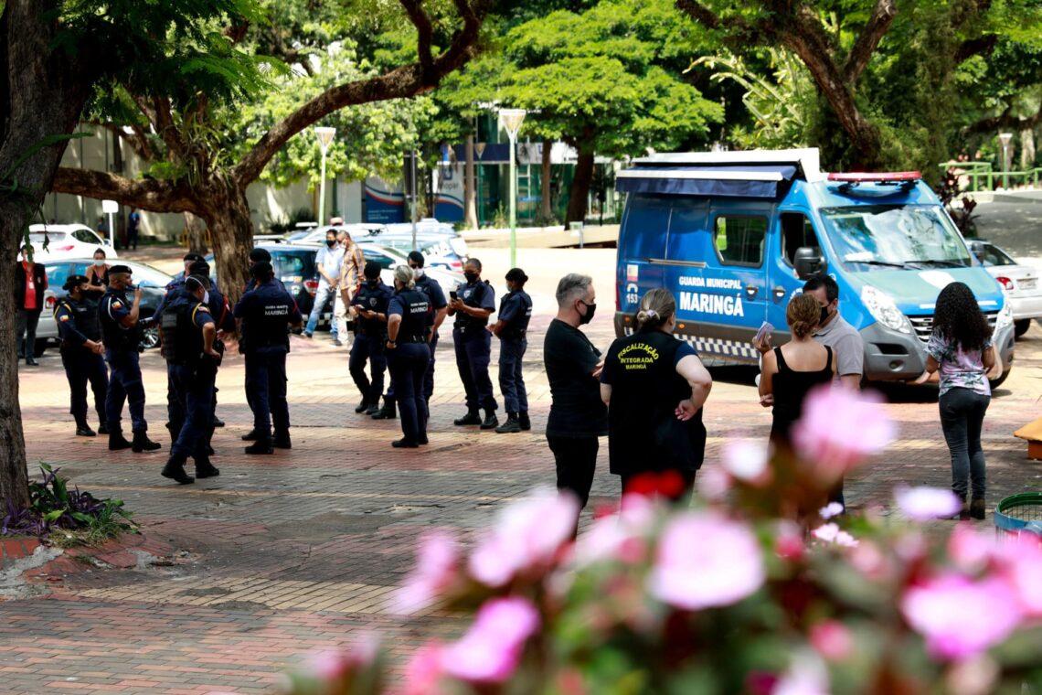 Eventos em Maringá são cancelados e serviços de delivery podem funcionar até 22h