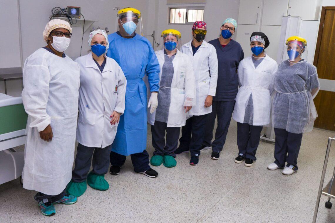 Secretaria de Saúde de Maringá abre credenciamento para enfermeiros, técnicos de enfermagem e fonoaudiólogos