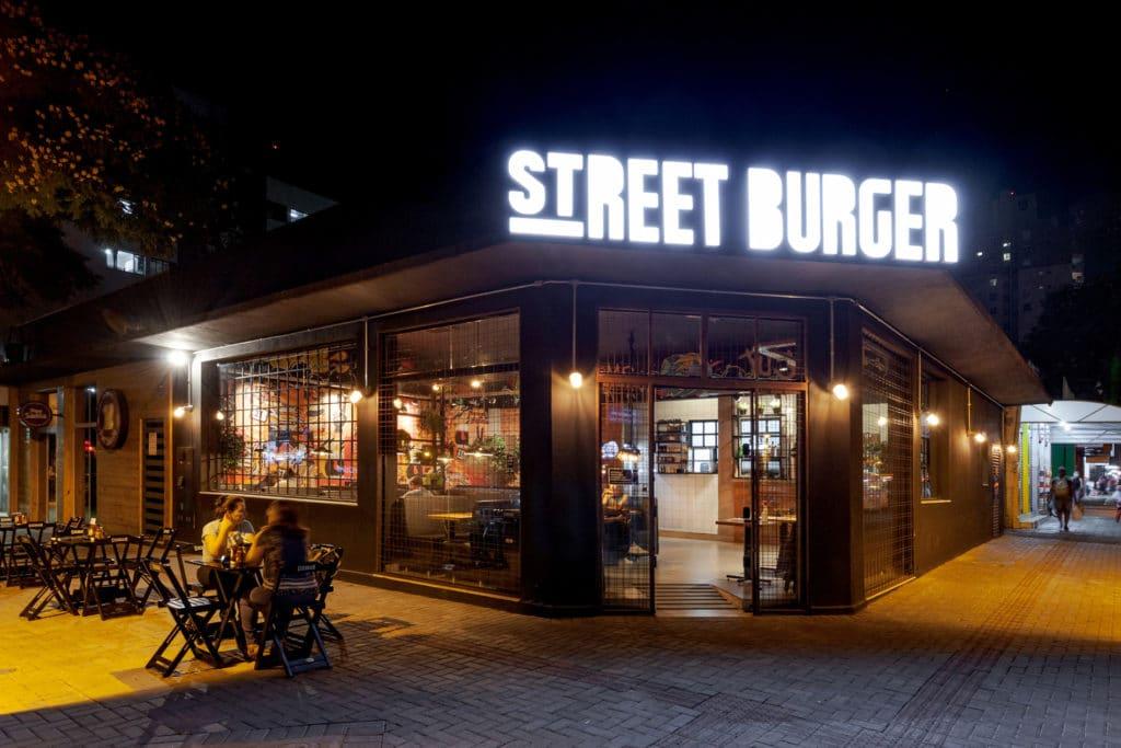 Projeto da Semana - Street Burguer