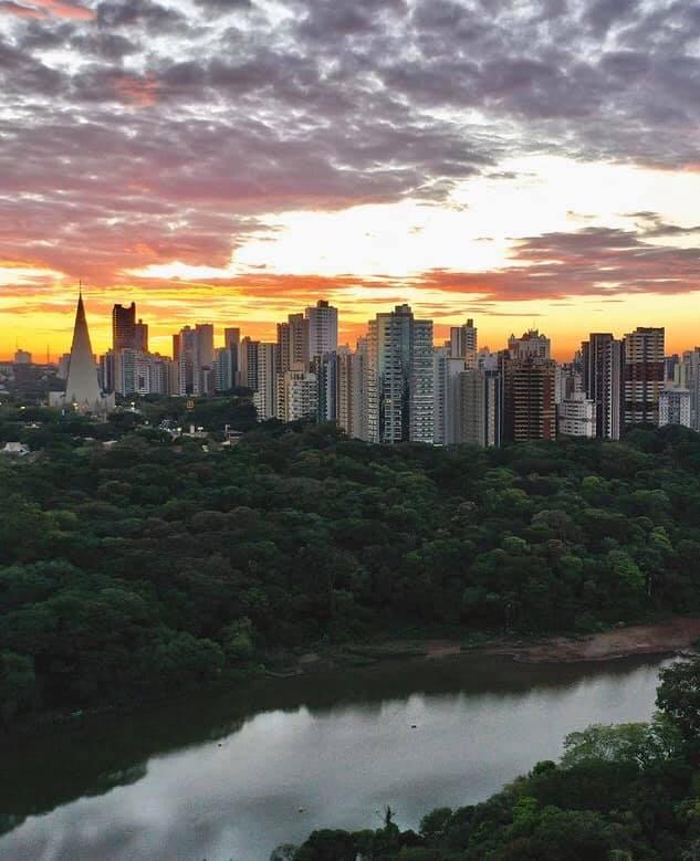 Segunda-feira em Maringá será de sol