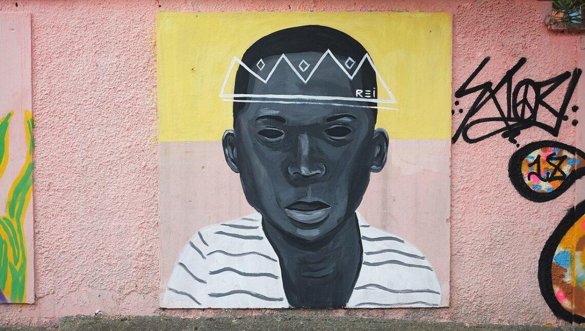 A arte de Robinho Santana ganha o mundo