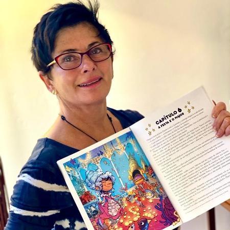 Dia do livro infantil com Cleo Lobato