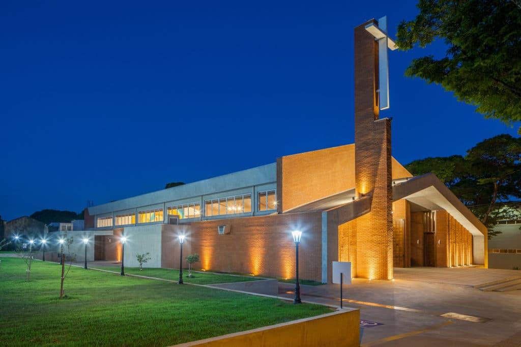Projeto da Semana - Igreja Cristo Ressuscitado