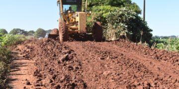 Câmara de Marialva autoriza termo na recuperação de estradas rurais