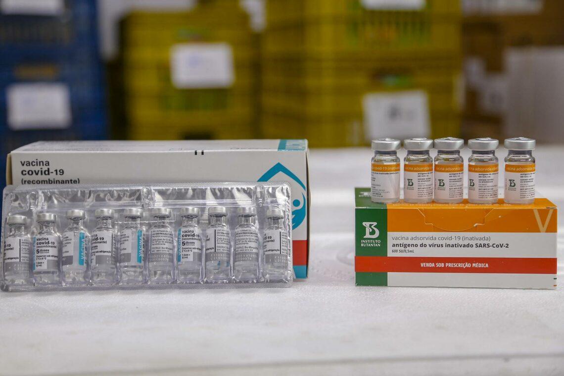 Mais imunizantes em combate ao coronavírus chegam hoje ao Paraná