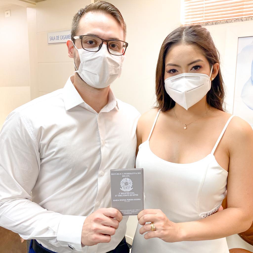 Com a pandemia, mês das noivas já não é mais o mesmo