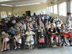 Família de cantores realiza Live em apoio ao Asilo Wajunkai