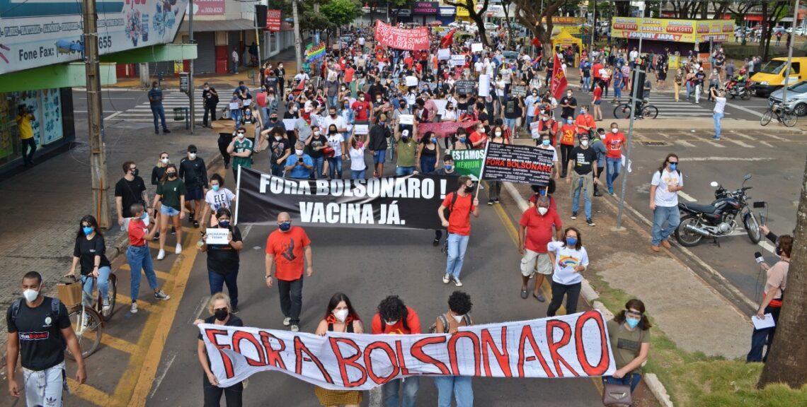 Sábado (29) de maio foi marcado por manifestações em todo o Brasil contra o governo Bolsonaro
