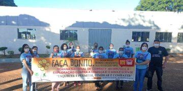 Assistência Social de Iguaraçu promove campanha contra o abuso e exploração sexual de crianças e adolescentes