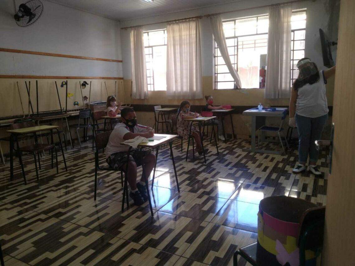 Escola Municipal de Iguaraçu realiza sondagem para avaliar rendimento escolar dos alunos