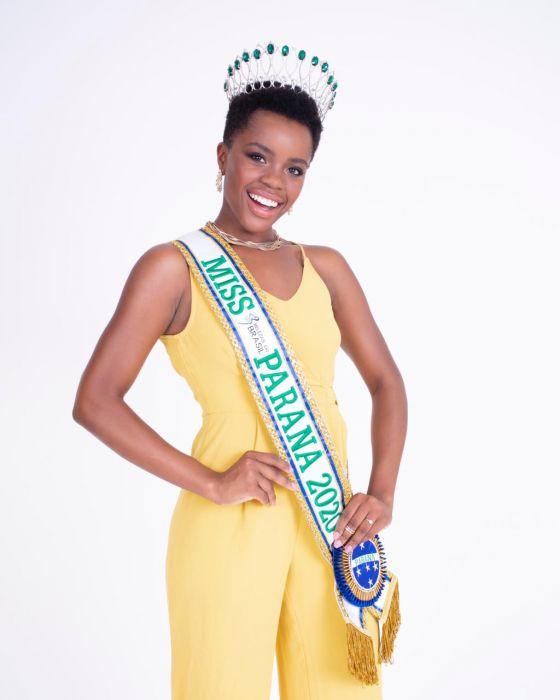 Miss Maringá 2019 vai representar o Paraná em concurso de Beleza em Natal