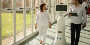 R1T1 é a inteligência artificial no HU para o combate ao coronavírus
