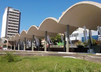 Prédio da antiga Rodoviária de Londrina. Foto: Juliana Suzuki