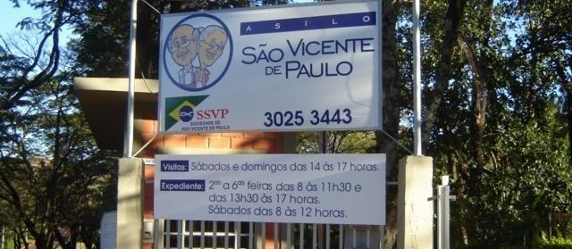 Asilo São Vicente de Paulo passa por crise e encerrará atendimento institucional de idosos