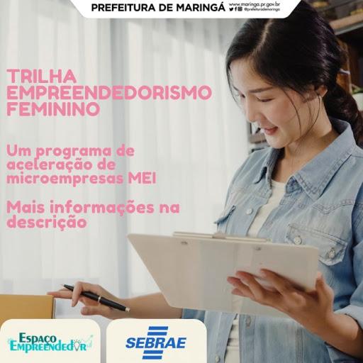 Programa Trilha Empreendedora voltado à atualização profissional das mulheres iniciará na terça-feira