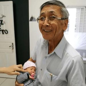 Hiromi e Fugio Irikuchi: uma linda história de amor