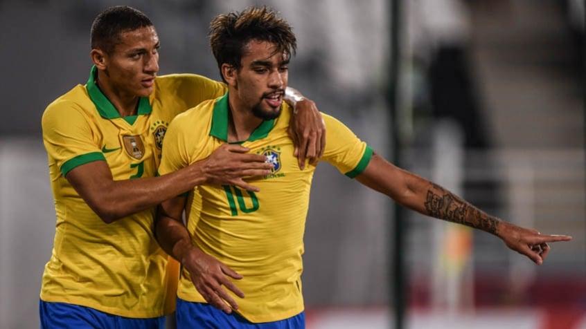Brasil vence o Paraguai de 2x0!!
