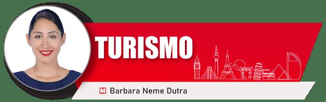 Turismo por Barbara Neme Dutra