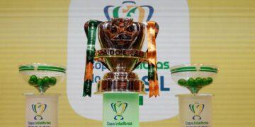 Copa Brasil CBF realiza sorteio para copa do Brasil
