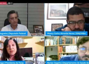 Federação Nacional dos Jornalistas reivindica inclusão dos profissionais da imprensa na vacinação do coronavírus