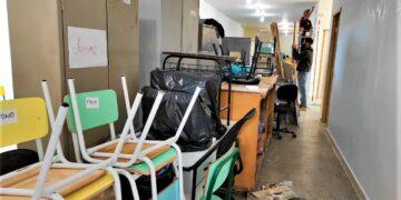 Prefeitura municipal de Mandaguari realiza melhorias na infraestrutura da sede da Seduc