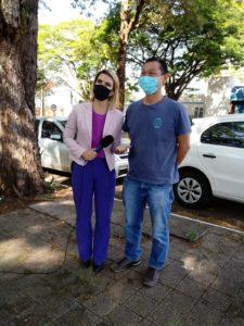 Fisioterapeuta nipo-brasileiro de Maringá ganha prêmio no Vale Sorte