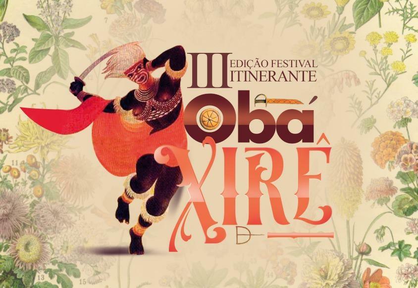 III Festival Obá Xirê será realizado em Maringá a partir do dia 24 de julho