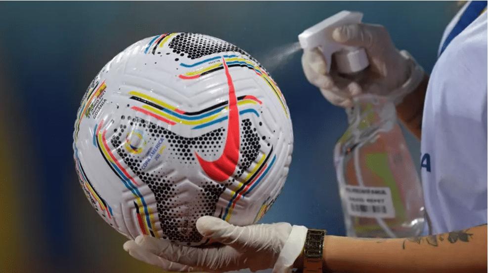 Copa América - COVID