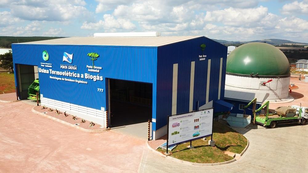 Usina Termoelétrica a Biogás recebe visita de representantes e agentes políticos de Cianorte