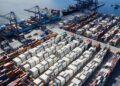 Porto de Paranaguá tem aumento de 12% em cargas transportadas em contêineres