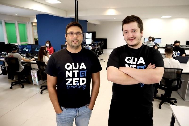 Quantzed Trading: startup maringaense do mercado financeiro inaugura escritório em Maringá
