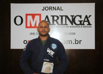 Atleta vai participar do Master South America
