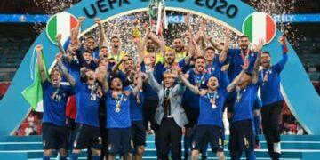 Eurocopa : Itália Campeão!