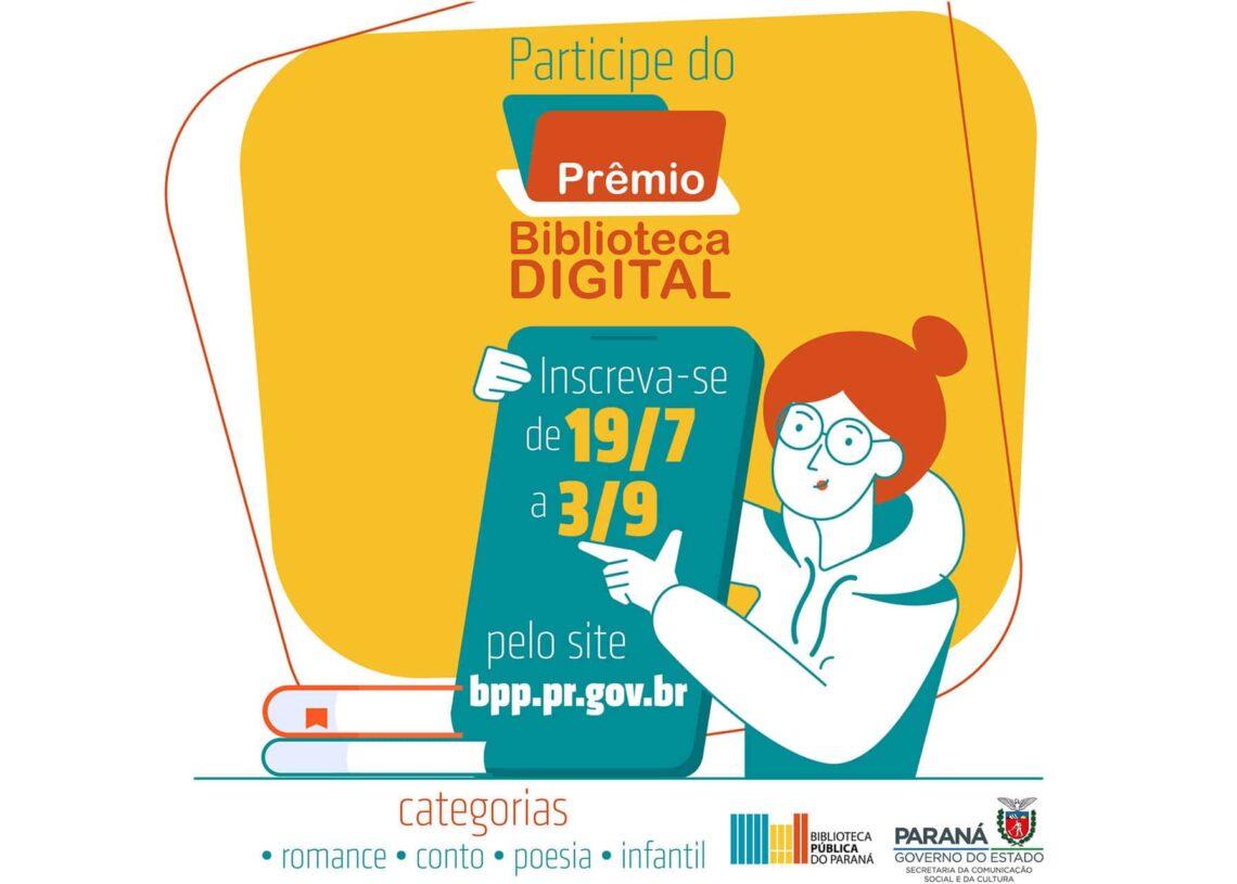 2º Prêmio Biblioteca Digital 2021
